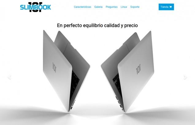 slimbook ultrabook linux